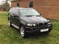 2003 BMW E53 X5 3.0 SPORT AUTO CLEAN EXAMPLE LOTS OF HISTORY