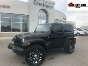 2015 Jeep Wrangler Sport/ GOLD PLAN OPTION/  $89 WKLY