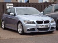 BMW 318d Msport 59'reg, 75k miles, currently with new, lower price