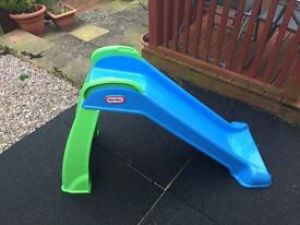 Slide little tikes