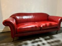 Leather Sofas 3 seater & 2 Seater - Excellent condition