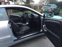 Mercedes Benz CLK 320 Avangarde automatic, leather seats, diesel, sport mode