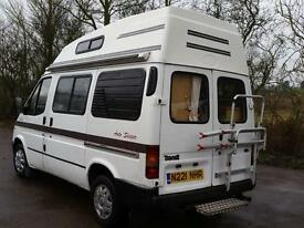 ford transit autosleeper duetto 1996 2 berth