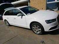 2013 Audi A4 16 INCH ALLOYS AND TYRES, GREAT CONDITION