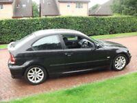 bmw 316 ti es compact 1796cc 2003 mot till june 19 £675