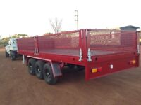Trailer rebuilds, MOT/PSV Welding, Gates, Railings, Alloy wheel refubs, Farm machinery, Blasting