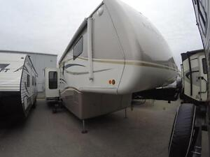 2007 DRV Elite Suites 38RLS- FIFTH WHEEL+ WASHING MACHINE+ 3 SLI