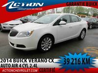 2014 BUICK Verano Sedan AUTO6 AIR 4 CYL 2.4 L