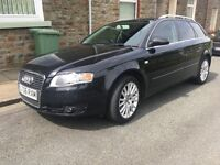 Nice 06 A4 avant diesel 6 speed cheapest 1 on here