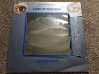 Uriah Heep ‎– Look At Yourself. ILPS-9169
