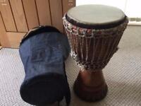 African Drum (Djembe)