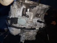 FORD FIESTA AUTOMATIC GEARBOX 2014