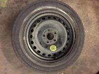 FORD FOCUS MK2 SPARE WHEEL - (FULL SIZE)