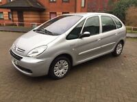 Citroen Picasso Diesel 63.000 SERVICE HISTORY