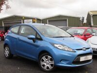2009 FORD FIESTA STYLE + 1.25 3DR 2 OWNER 67521 MILES FULL SERVICE HISTORY MOTD MARCH 2018 EXCELLENT
