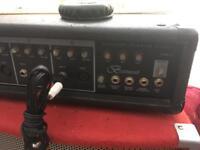 Brunswick 4 channel powered 160 watts