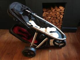 Double Buggy - Phil & Teds