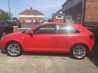 Audi A3 1:6 Limited Edition STUNNING LITTLE CAR FOR YEAR