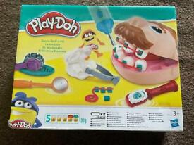 Brand New Playdoh Drill and Fill