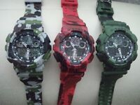 Casio G-shock GA-100 CAMO