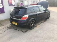 Vauxhall Astra 56 plate sri cdti