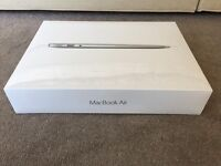 "MACBOOK AIR 13.3"", LATEST TOP SPEC MODEL, BRAND NEW IN SEALED BOX,"