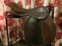 Throwgood Griffin saddle.