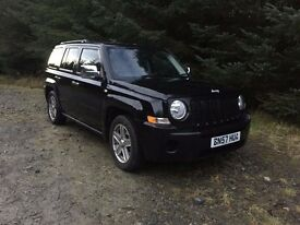 Jeep Patriot CRD Sport 2007 4x4