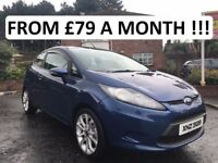 2009 FORD FIESTA 1.6 TDCI ** SERVICE HISTORY ** FINANCE AVAILABLE **