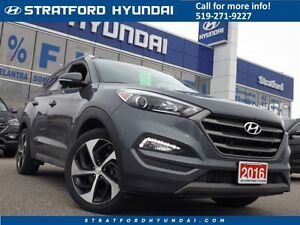 2016 Hyundai Tucson Premium 1.6 | NO ACCIDENTS | AWD | GREAT DEA