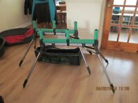2 X Maver Competition XL Flat bed Rollers in good used condition