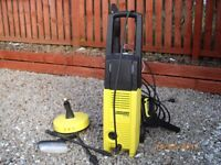 karcher pressure washer plus accessories
