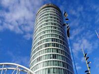 1 bedroom flat in The Rotunda, New Street, Birmingham