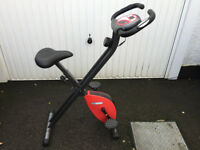 Pro Fitness excercise bike in excellent condition