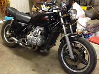 1980 gl1100 cafe mod for trade