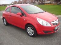 VAUXHALL CORSA 1.0 S ECOFLEX 3DR,2011 MODEL,88K WITH FMDSH,JUNE 2018 MOT,LOVELY CAR,DRIVES LIKE NEW.