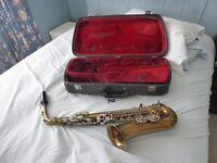 Saxophone - Selmer Bundy Alto Saxophone