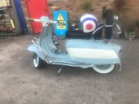 1965 Lambretta LI 125 with 175 engine