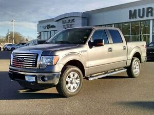 2012 Ford F-150 SuperCrew XLT XTR 4WD 3.5L