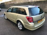 LOW MILES 05 ASTRA ESTATE***FULL YEAR MOT***FULL SERVICE HISTORY