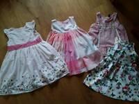 Girls Summer Clothes Bundle 18-24 Months