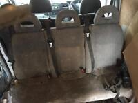 Ford van seats