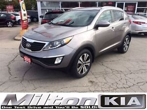 2013 Kia Sportage EX - NO ACCIDENTS