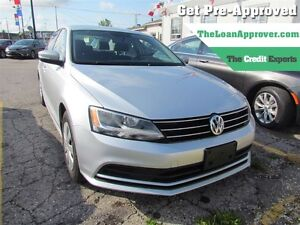2015 Volkswagen Jetta 2.0L Trendline+ * ONE OWNER * CAM * HEATED