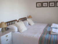 large comfortable rooms available for short lets