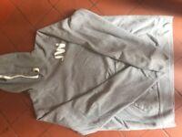 Grey Jack Wills hoodie