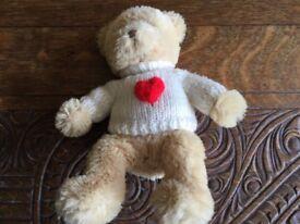 10 inch Teddy Bear from the Bear Factory