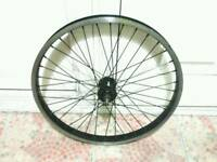 Mongoose 20 inch front bmx wheels