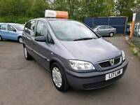 VAUXHALL Zafira, 7 seater, 90,000. Finance available.