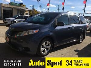 2015 Toyota Sienna LE/8 PSGR/MASSIVE CLEAROUT EVENT/PRICED FOR A